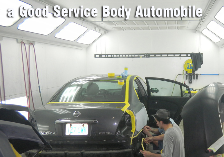 Finding a Good Deal on a Good Service Body Automobile