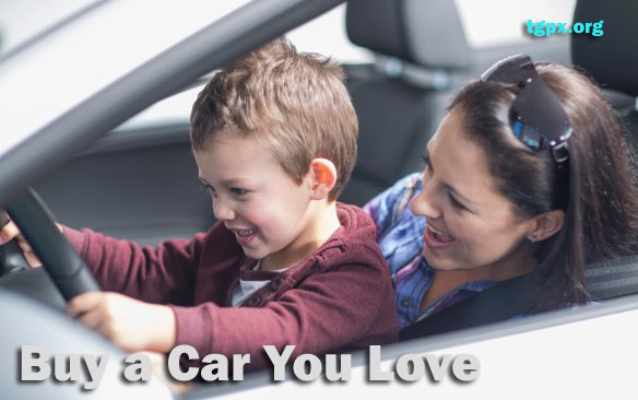 Learn to Buy A Car You Love And Can Afford, Too