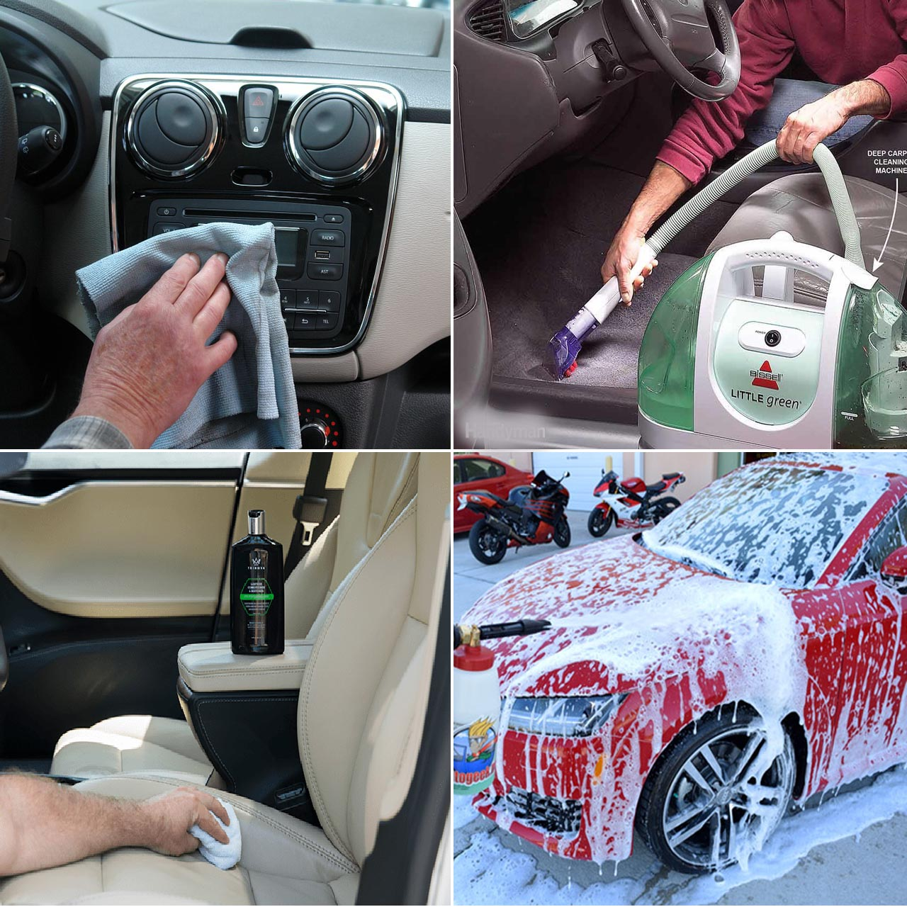 Proper Car Care - Inside and Out