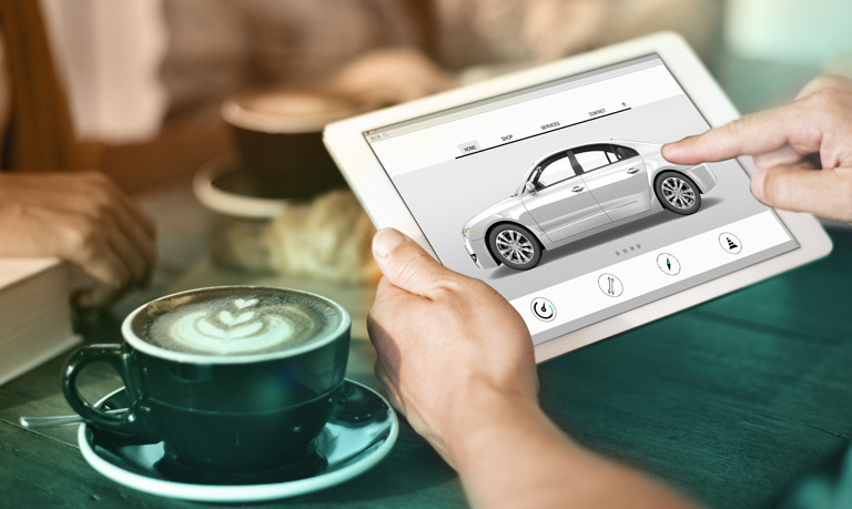 How To Pay For A Car When Purchasing It Online
