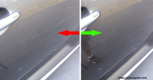 How to Remove Scratches From a Car