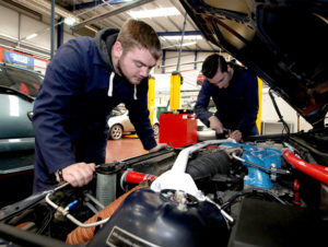 Why Automotive Painting and Body Technician Training Could Fit You