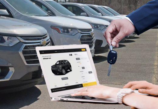 Car Dealers - Locating Wonderful Cars Online
